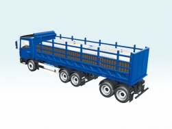 Truck Trailer Flexitank